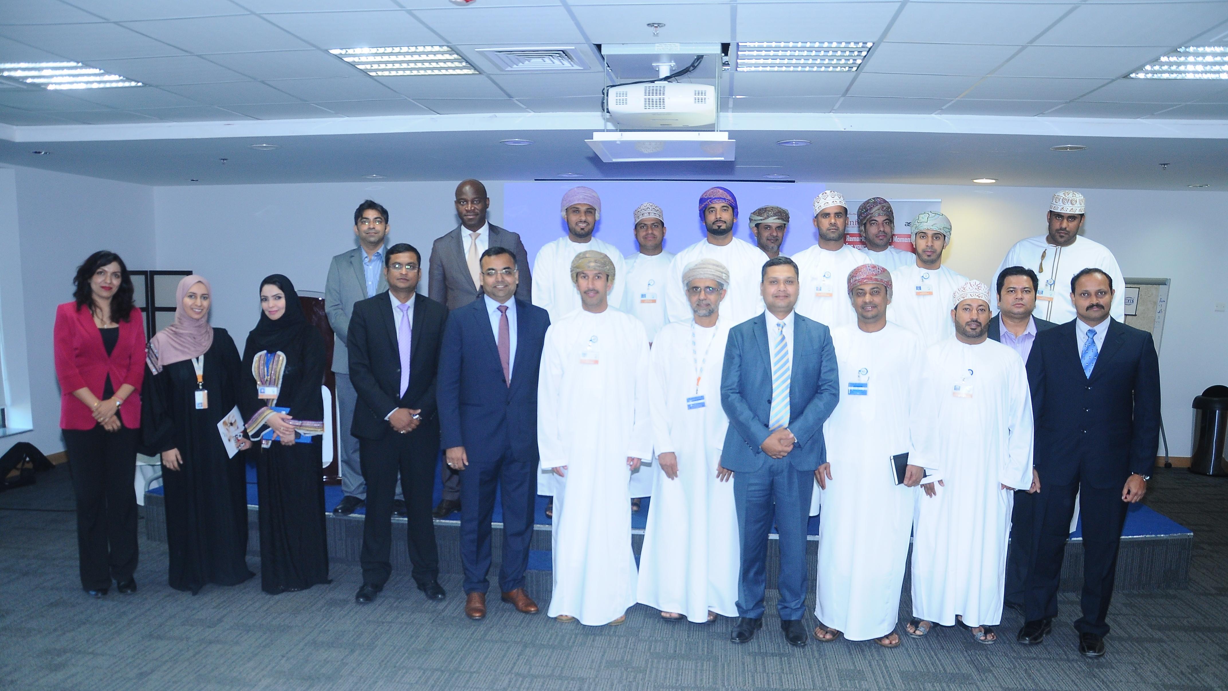 Infoline LLC and Aspect organize workshop for Omantel