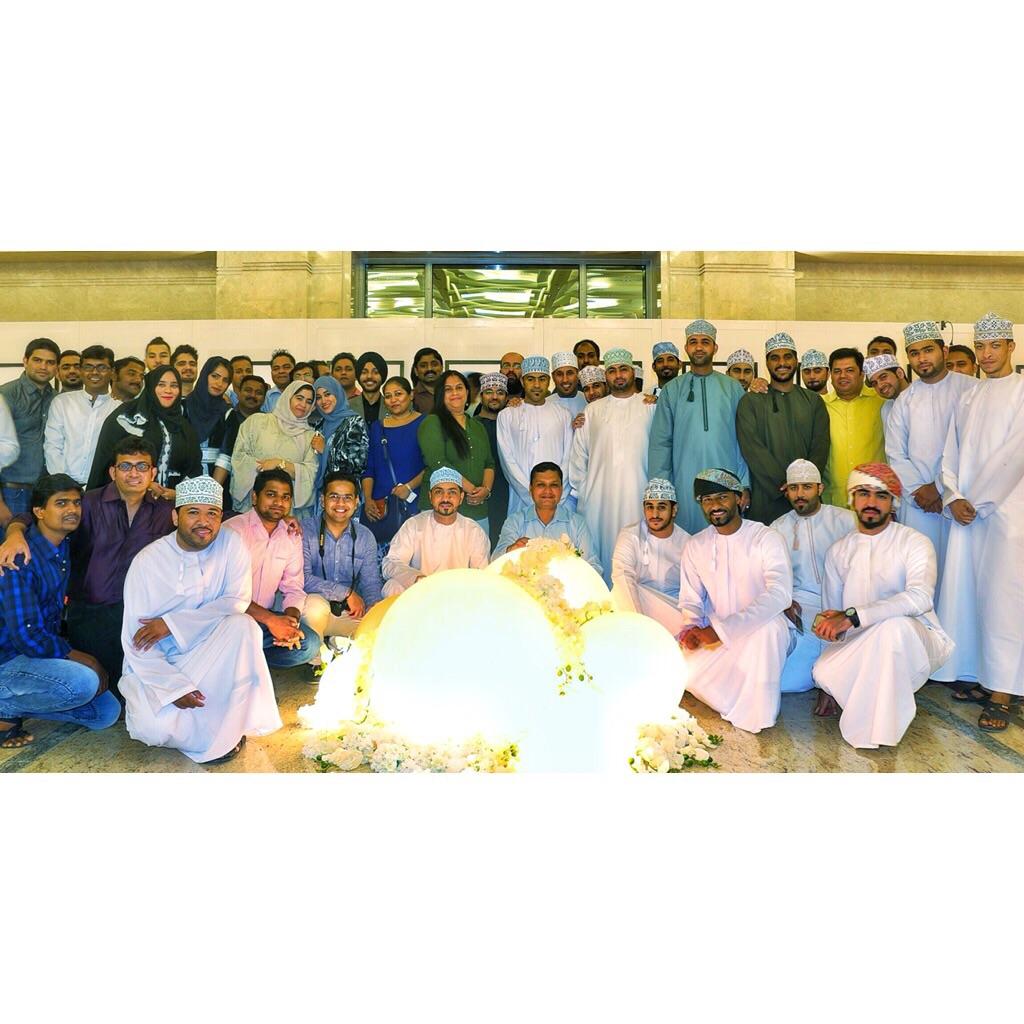 Infoline hosts Staff Ramadan Iftaar party